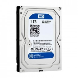 "Disco Duro WD Blue 1TB  3.5"" SATA 6 Gb/s 7200RPM 64MB"