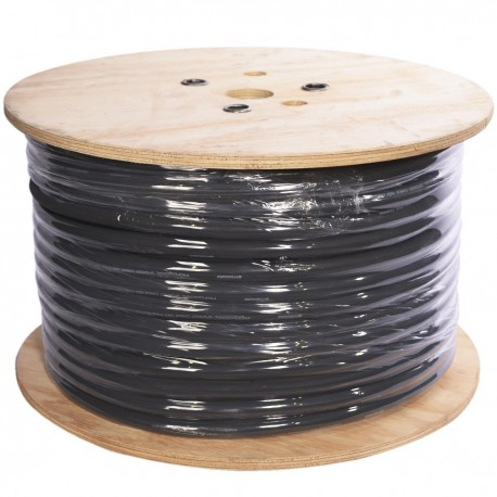 Cable UTP Exterior Cat5E 100% Cobre 24AWG  305Mts